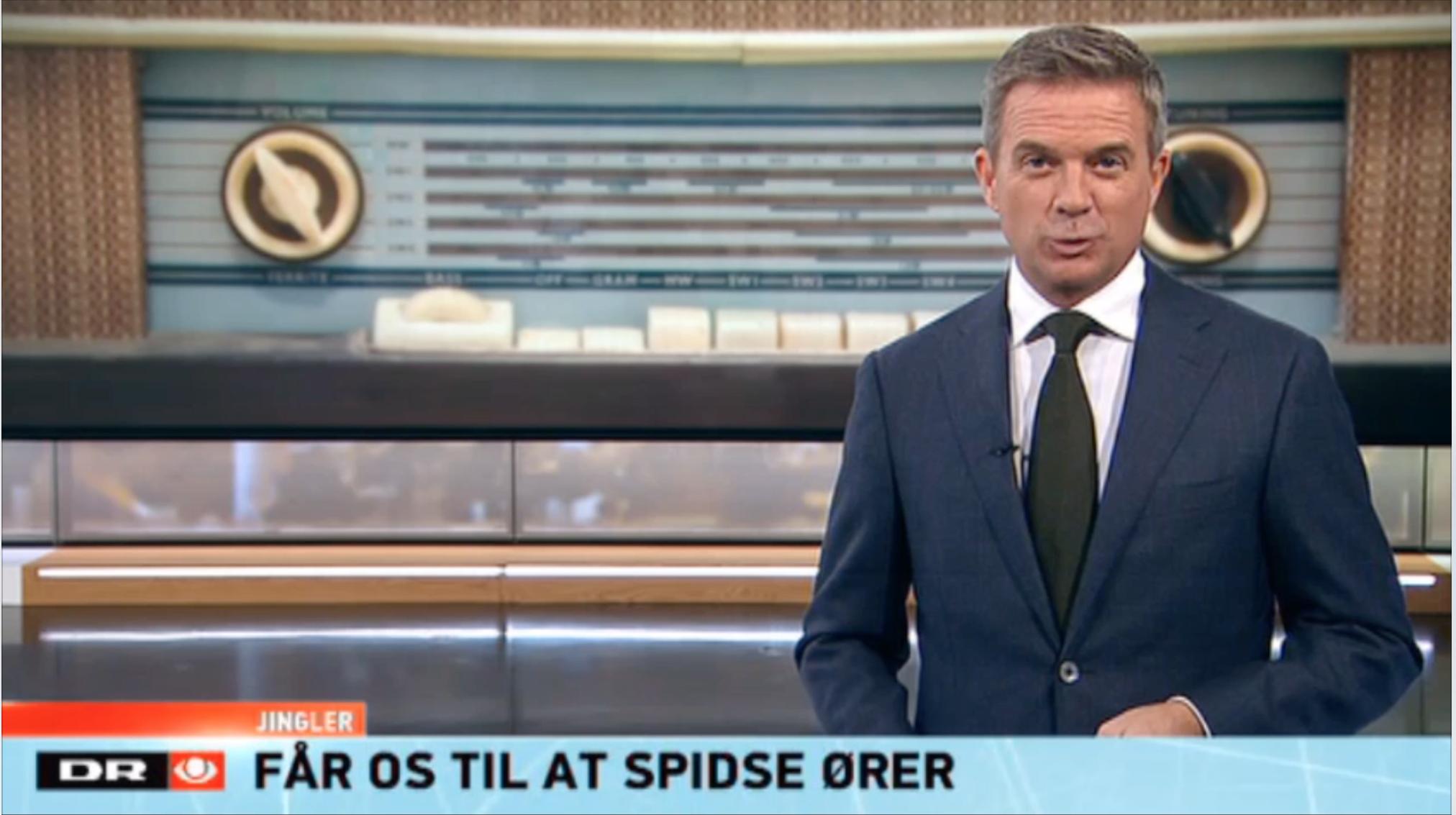 DR TV Avisen 2014 Jingles Heine Nielsen